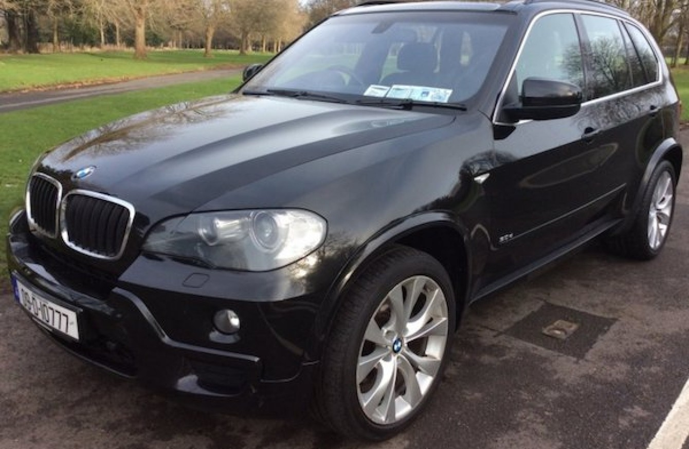 donedeal of the week this bmw x5 m sport is one very capable luxury suv. Black Bedroom Furniture Sets. Home Design Ideas