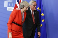 Juncker calls Brexit 'a tragedy' as he says UK's final bill will be around €58 billion