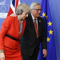 Juncker calls Brexit 'a tragedy' as he says UK's final bill will be around �58 billion