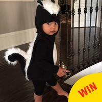22 times North West Kardashian dressed better than me