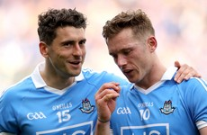 The big guns return for Dublin as McCarthy, O'Sullivan, Flynn and Brogan all start against Rossies