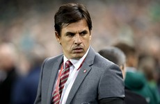 Chris Coleman: 'Your boys are not coming off with halos on their heads'