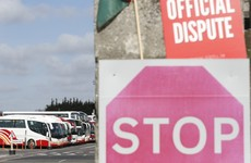 Bus Éireann strike latest: Heavy traffic reported on many routes this afternoon