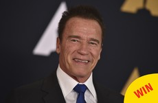 Arnold Schwarzenegger completely shut down a fan who slagged the Special Olympics