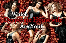 Which Desperate Housewife Are You?