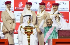 Arrogate wins $10 million Dubai World Cup thriller