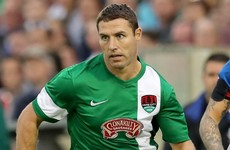 Former Cork City favourite on the double in Waterford win