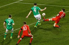 Bale could have broken my leg, says O'Shea