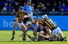14-man Dublin head for relegation play-off despite pushing Kilkenny all the way in physical affair