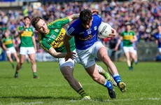 Late Seanie Johnston free earns relegation-threatened Cavan a valuable point against Kerry