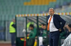 No time for Blind faith: Dutch sack Danny less than 24 hours after Bulgaria disaster