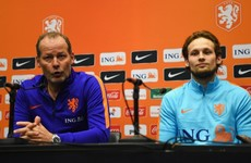 'I'm proud of you' - Daley Blind's touching tribute to father after Netherlands sacking