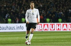 Mats Hummels unhappy with 'arrogant' Germany