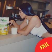 Why in God's name is Kim Kardashian still promoting 'fitness teas'?