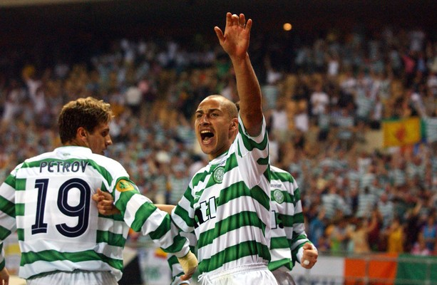 Henrik Larsson among the Celtic legends coming to Ireland for charity match