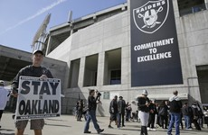 The Oakland Raiders are moving to Las Vegas after landslide vote in favour of relocation