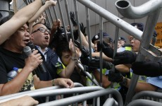 Chinese dissident poet charged with subversion