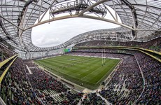 Munster's Champions Cup SF will be in the Aviva or Murrayfield if they get through