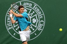Ireland's Davis Cup team to face Hungary named