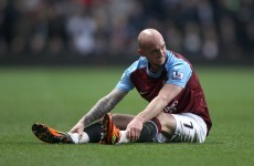 It's great having Robbie around at Villa, says Stephen Ireland