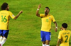 Brazil becomes first country to qualify for World Cup