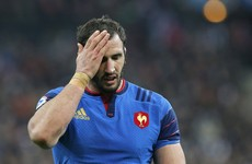 France lock fined €30k for 'cheats' outburst and criticism of Wayne Barnes