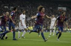 As it happened: Real Madrid v Barcelona, Copa Del Rey quarter-final