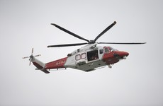'Extremely poor visibility' hampering rescue efforts for Dublin-bound helicopter in Irish Sea