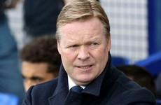 Ronald Koeman re-opens war of words with Ireland boss Martin O'Neill
