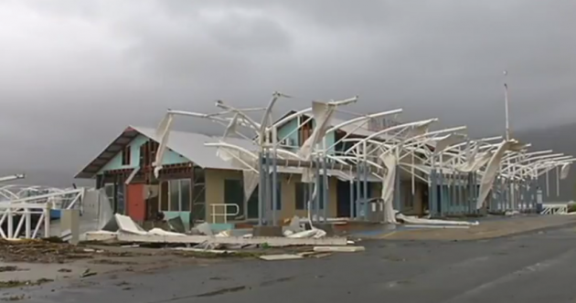 Paradise lost: Whitsundays in tatters after Cyclone Debbie wreaks havoc