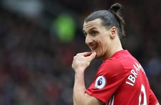 Mourinho: I would be happy for Ibrahimovic if he leaves