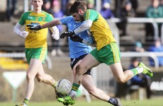 Blow for Donegal's league hopes as Ryan McHugh to miss rest of campaign