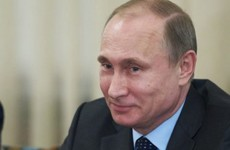 Vladimir Putin does not believe in man-made climate change
