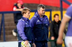 'An awful lot of it is down to Axel': Flannery's insight into Munster's year