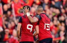 Murray fit to start, while Munster also bring back Earls, Zebo and Ryan