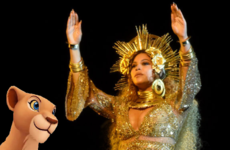 Beyoncé might be playing Nala in The Lion King remake and people are SHOOK