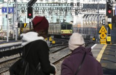 Irish Rail and Dublin Bus back to normal for the journey home