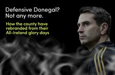 WATCH: Donegal's defensive football is a thing of the past as the new guard step up