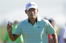 Unheralded South Korean golfer stealing the show among elite company in Houston
