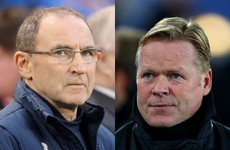 Martin O'Neill labels Ronald Koeman a 'master tactician of the blame game' in stunning riposte