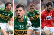 3 changes to Kerry team for Tyrone showdown while Cork bring in O'Driscoll