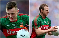 Young Player of the Year back for Mayo as Boyle set for 80th appearance