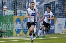 'Michael Duffy lit the place up' - Dundalk boss lauds winger after man-of-the-match display