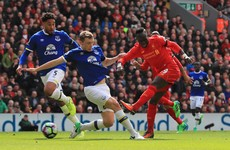 As it happened: Liverpool v Everton, Premier League