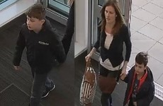 UK police warn mother wanted for abduction 'may pose risk' to her sons