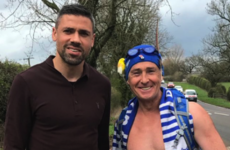 Johnny Walters meets Speedo Mick - It's the sporting tweets of the week