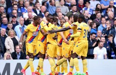 Crystal Palace stun Premier League leaders Chelsea to give title rivals hope