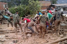 'Under the mud I am sure there are more': Mudslides kill 112 people in Colombia