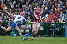 Joe Canning on song with 1-10 as Galway complete stunning comeback to defeat Deise