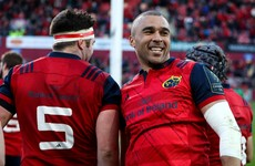 EPCR confirm dates for Munster and Leinster's Champions Cup semi-finals